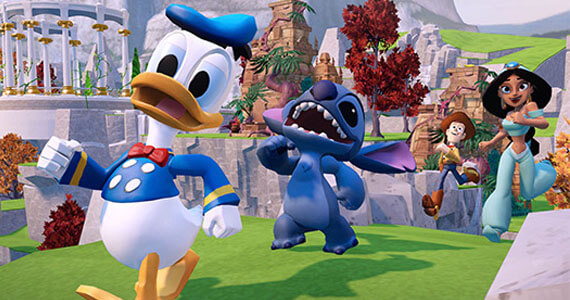 Donald Duck Waddles into 'Disney Infinity 2.0'