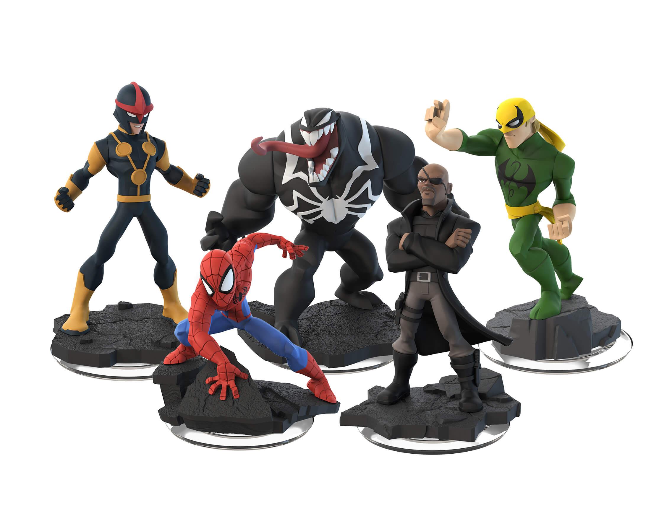 Marvel Takes The Spotlight In 'Disney Infinity 2.0' Toy Box Trailer