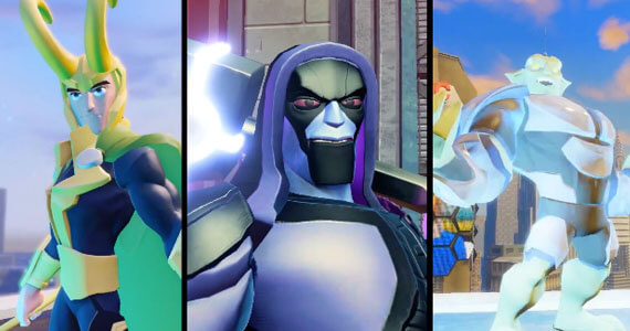 Disney Infinity: Marvel Super Heroes (Villains)