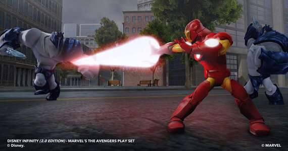 'Disney Infinity: Marvel Super Heroes' Trailer & Gameplay Improvements