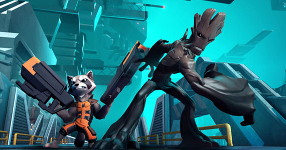 'Disney Infinity' to Get Invaded by the 'Guardians of the Galaxy'