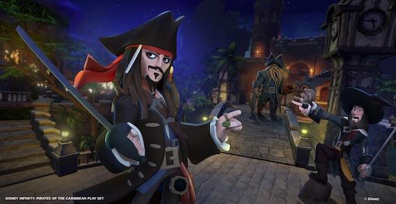 Disney Infinity Review - Pirates Play Set