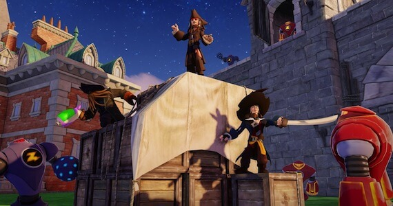 Disney Infinity Review - Toy Box Mode