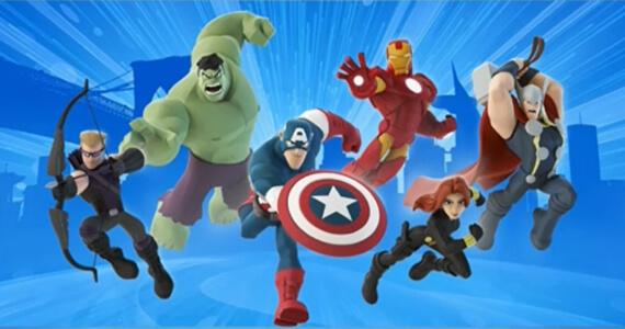 Disney Infinity Super Heroes