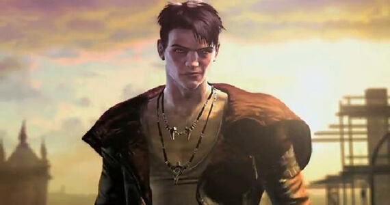 DmC Devil May Cry Gamescon 2011 Trailer