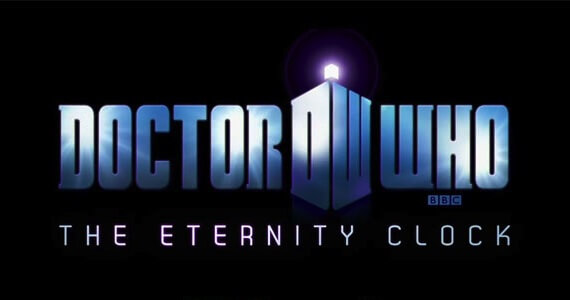 'Doctor Who: The Eternity Clock' Review