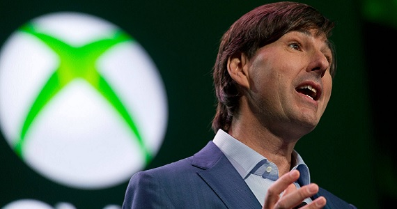 Don Mattrick at the Xbox One Reveal