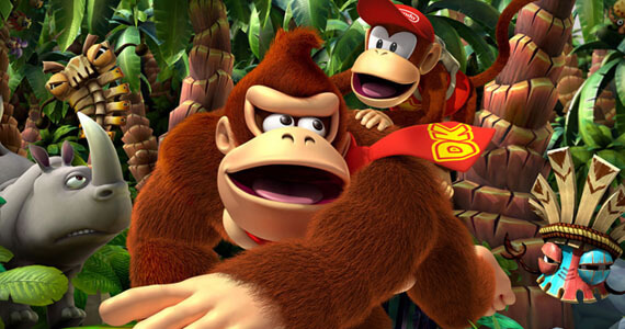 'Donkey Kong Country Returns 3D' Review
