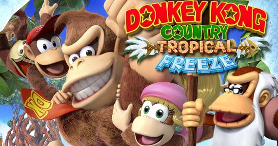 Donkey Kong Country: Tropical Freeze – Cranky Kong