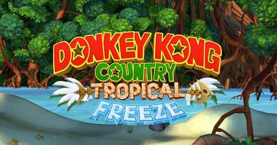 'Donkey Kong Country: Tropical Freeze' Swings onto Wii U