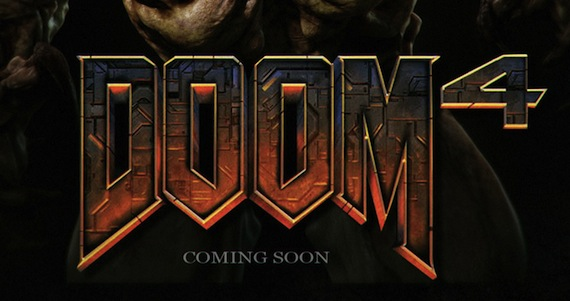 'Doom 4' Will Soon Be Entire Focus of id Software