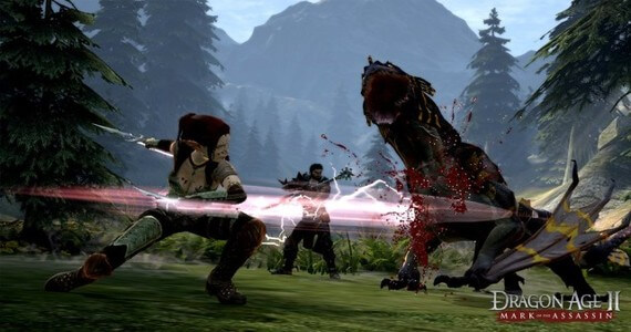 'Dragon Age 2: Mark of the Assassin' DLC Review