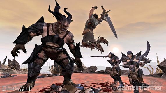Dragon Age 2 Ogre