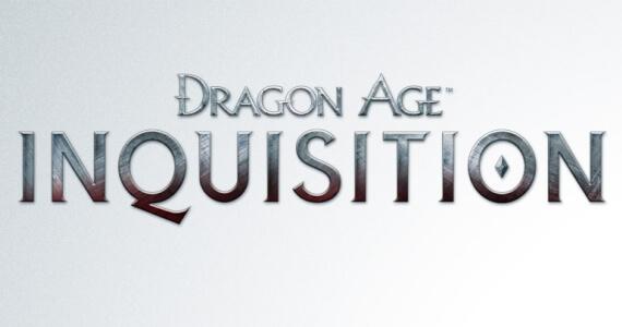 Dragon Age 3 Inquisition Logo