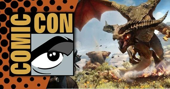 Dragon Age Inquisition Comic Con Panel