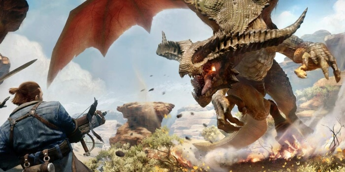 Dragon Age Inquisition Dragon Hunt Guide Locations