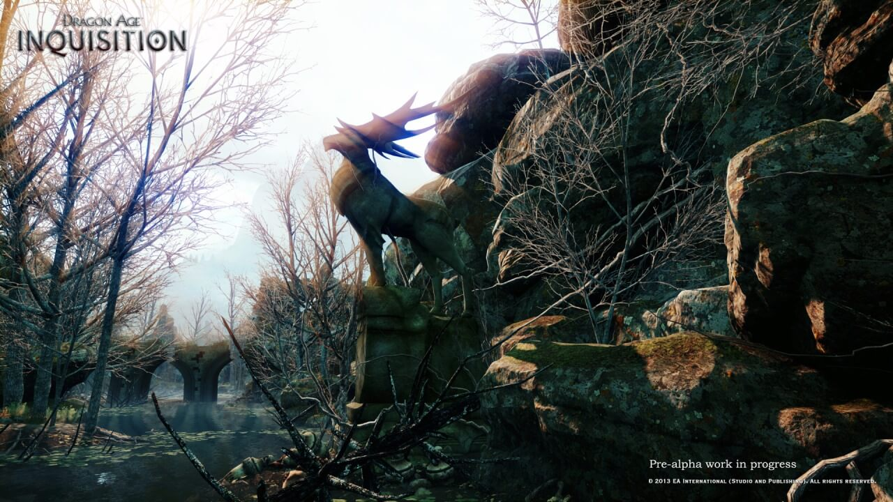 'Dragon Age: Inquisition' Video Highlights Next-Gen Environments