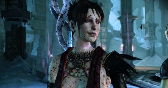 Dragon Age Morrigan Romance