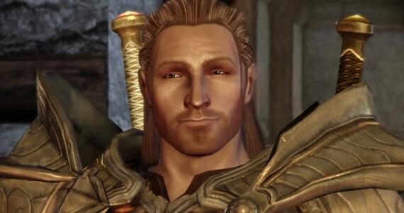 Dragon Age Romance Alistair