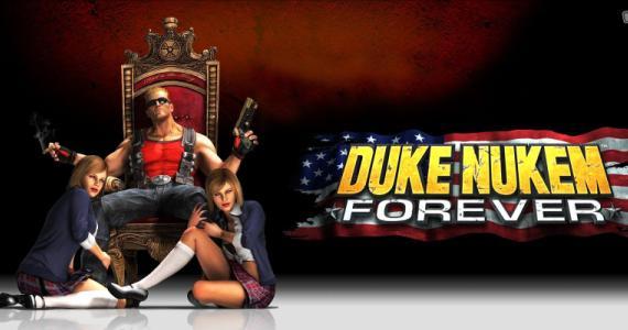 Duke Nukem Forever Second Most Bought Game In June