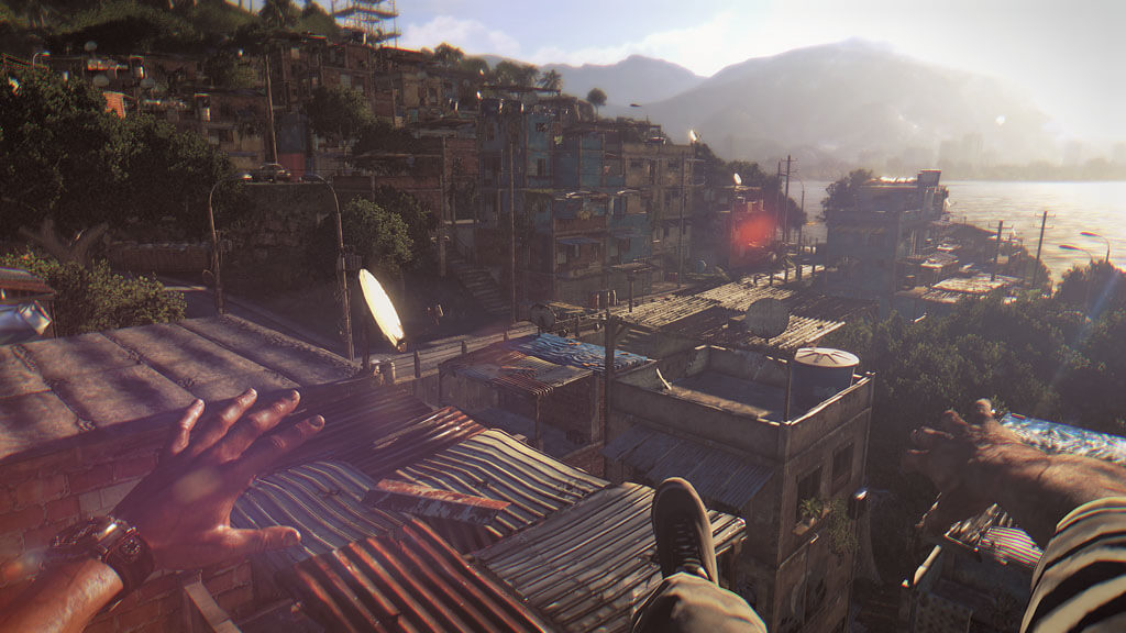 Watch 12 Minutes of 'Dying Light' Gameplay Now