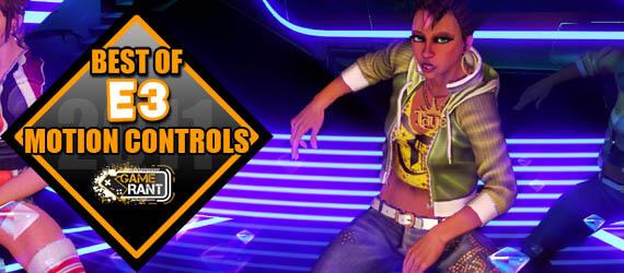 E3 2011 Best Motion Controls Dance Central 2