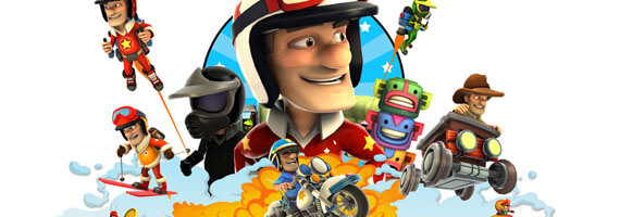 E3 2012 Awards - Joe Danger: The Movie - Best Indie