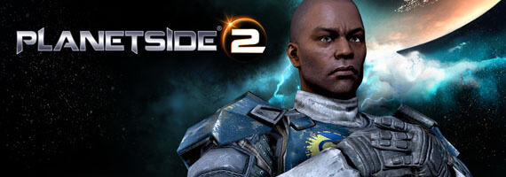 E3 2012 Awards - PlanetSide 2 - Best MMO