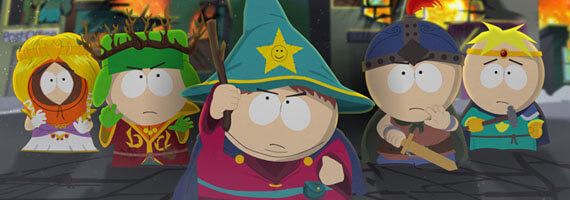 E3 2012 Awards - South Park: The Stick of Truth - Best RPG