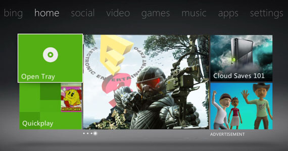 Xbox 360 Dashboard Update Coming Soon, Prepares Console for Next-Gen