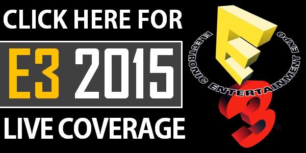 E3 2015 Live Coverage Banner