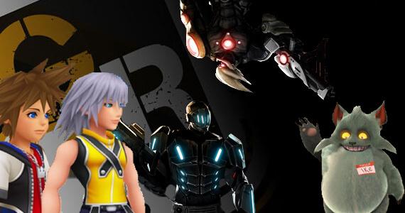 E3 Trailers for 'Kingdom Hearts 3D,' 'Hybrid,' and 'Quantum Conundrum'