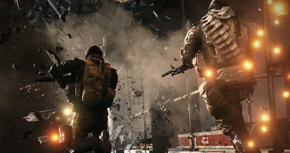 EA Confirms Battlefield 4 for PS4 and Xbox One