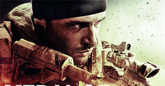 EA Confirms 'Medal of Honor: Warfighter' With Official Artwork