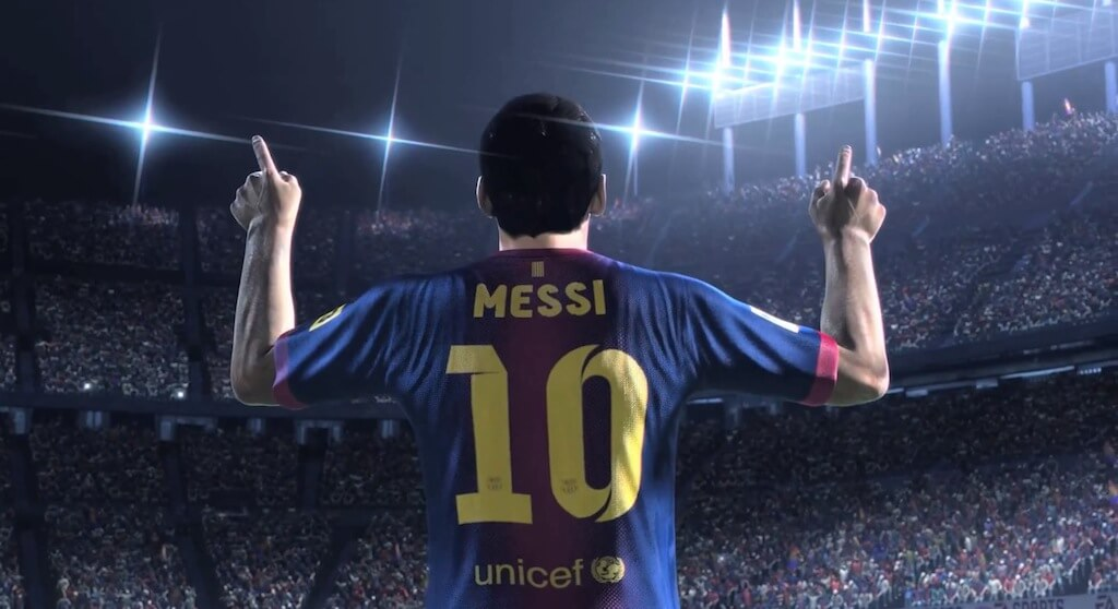EA Sports Unveils Next-Gen Trailer for 'FIFA,' 'Madden,' 'NBA Live,' & 'UFC'