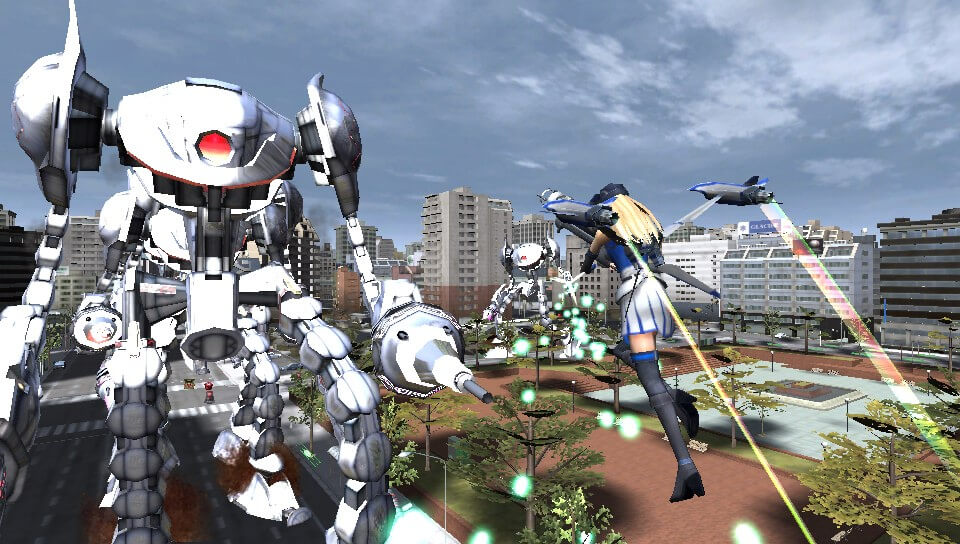'Earth Defense Force 2017' Release Date: Defend Your Vita This Winter
