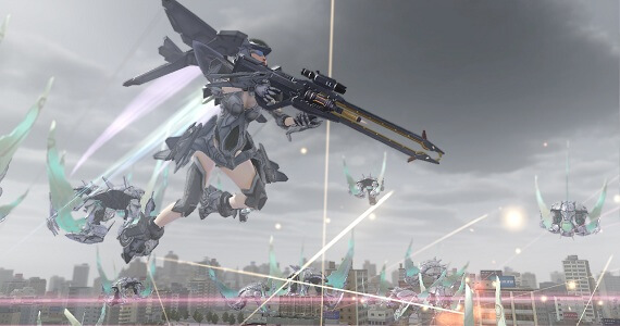 'Earth Defense Force 2017: Portable' Launches In January 'EDF 2025' Listed For March