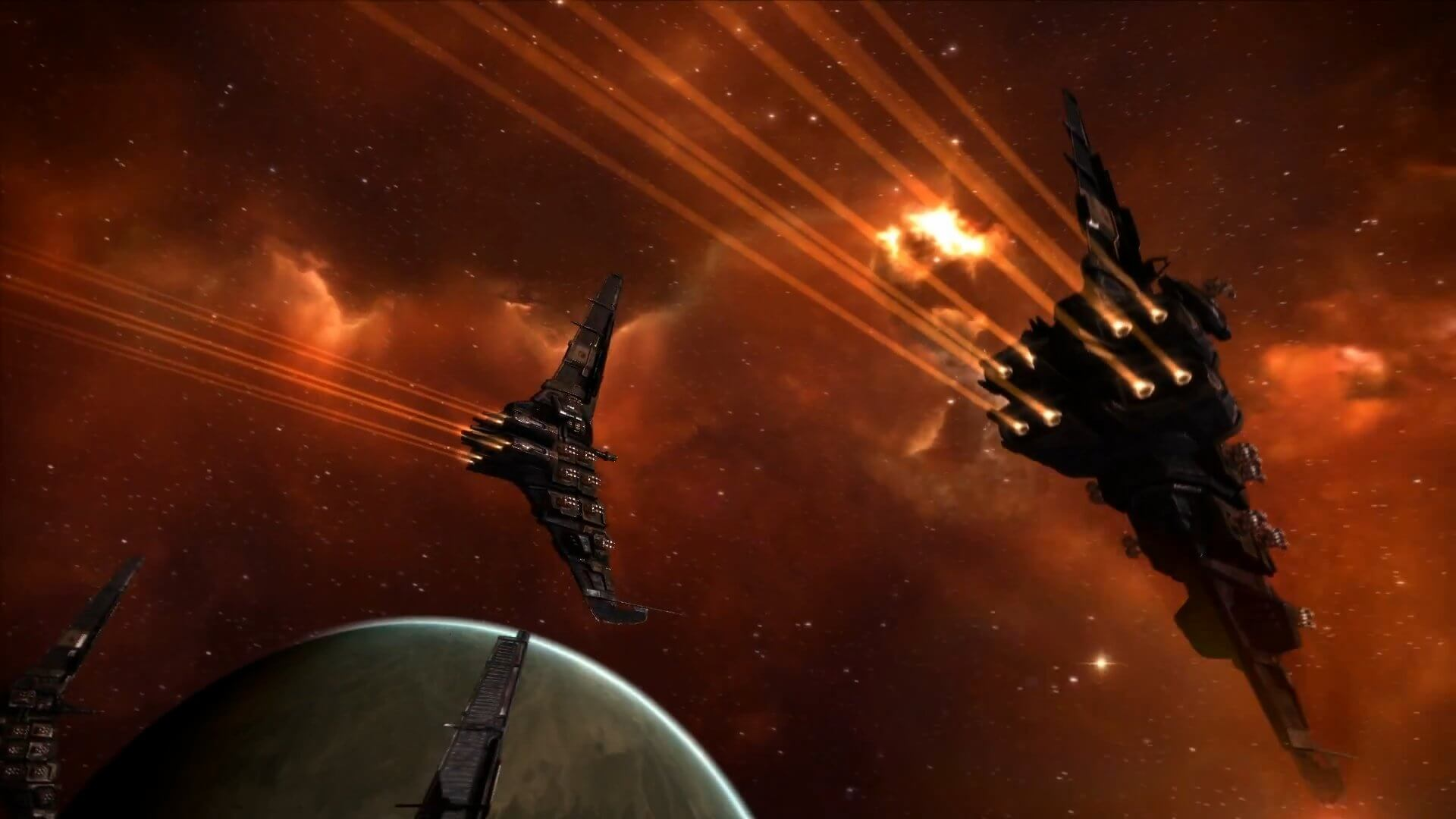 EVE Online Spinoff 'Project Legion' Announced