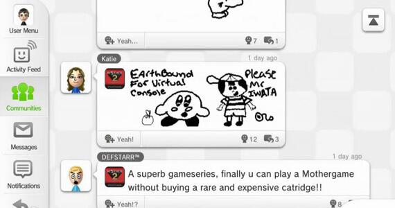 Earthbound Virtual Console Outcry