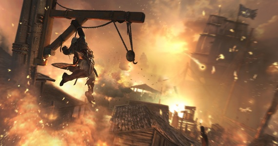 Edward Kenway in 'Assassin's Creed IV'