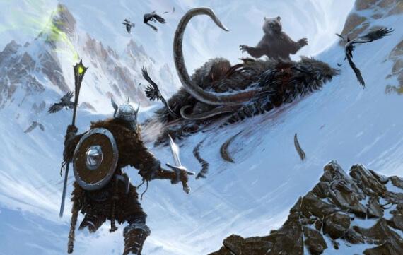 Elder Scrolls 5 Skyrim Dual Wield
