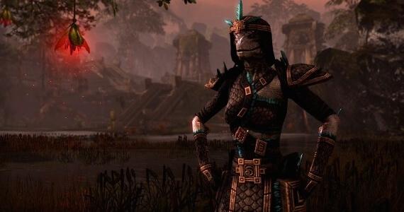 Elder Scrolls Online Argonian Header