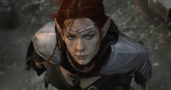 'Elder Scrolls Online' Cinematic Trailer 'The Arrival' Welcomes Villain