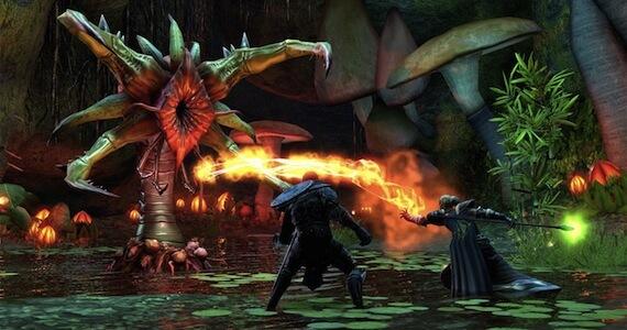 Elder Scrolls Online Less Intrusive UI