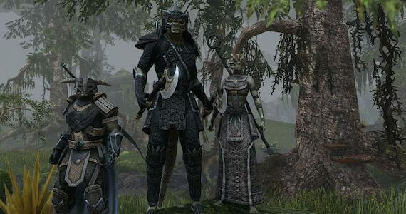 The Elder Scrolls Online Update 1 Details
