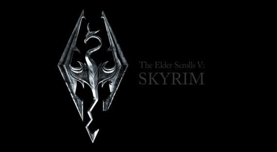 Elder Scrolls Skyrim Scans Reveals Game Informer