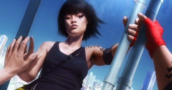 Electronic Arts Mirrors Edge Dice