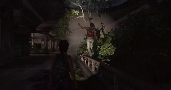 Ellie Riley The Last of Us Left Behind DLC Gameplay