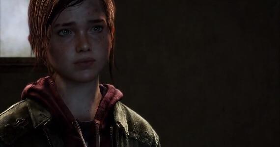 Ellie in 'The Last of Us'