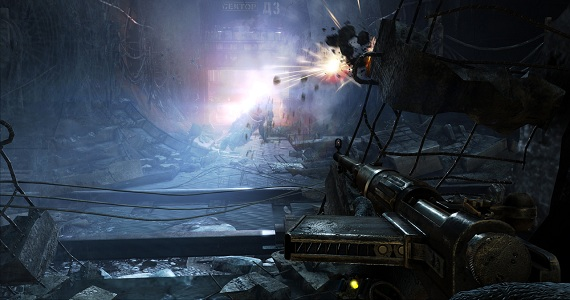 THQ Shares First Footage Of 'Metro: Last Light' Short Film